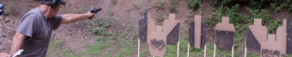IDPA Style Defensive Pistol